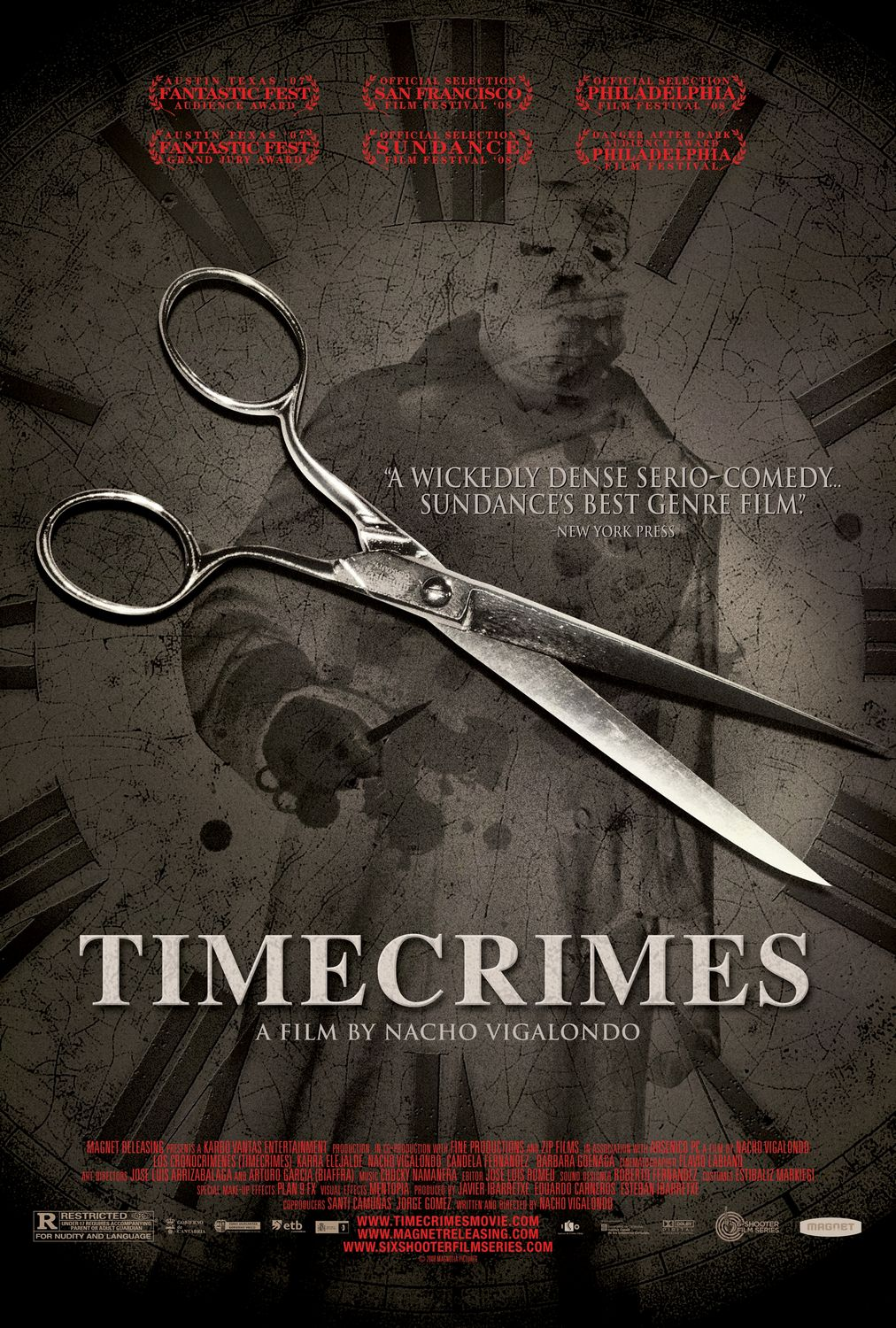 Time Crimes aka Timecrimes